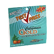 California Gold Chewable Tablet from Test Pass