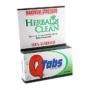 Quick Tabs from Herbal Clean