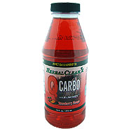 Herbal Clean  QCarbo Easy Cleanser. Strawberry-Mango Flavor.